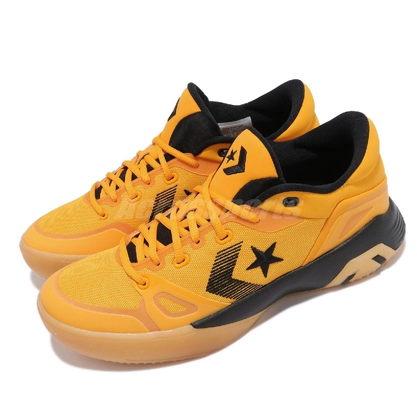 Converse 籃球鞋 G4 黃 黑 男鞋 React 低筒 勇士隊 Hyper Swarm 膠底 匡威 【ACS】 170909C