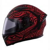 【東門城】SBK 速百克 GP TOMB古慕(紅黑) 全罩式安全帽 雙鏡片