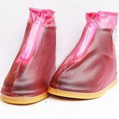 加厚防滑防雨鞋套 男女通用雪地靴防水防雪下雨天鞋套雨鞋套【【聖誕再續 7折下殺】】
