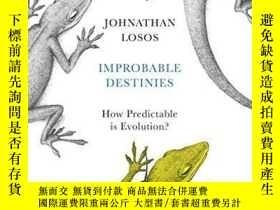 二手書博民逛書店Improbable罕見DestiniesY256260 Jonathan B Losos Penguin B