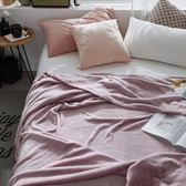 法蘭絨珊瑚絨毯子毛毯冬季毛絨床單單件法萊絨午睡毯加絨雙人床