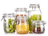 玻璃密封罐食品酵素瓶蜂蜜檸檬百香果果醬茶葉奶粉儲物罐泡菜壇子 艾尚旗艦店
