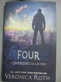 【書寶二手書T5/原文小說_A68】Four-A Divergent Collection_Veronica Roth
