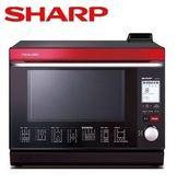 «0利率/免運費»SHARP 夏普 31公升 AX-WP5T 水波爐 (R番茄紅/W洋蔥白)【南霸天電器百貨】