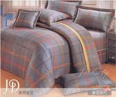 單人四件式床罩組/純棉/MIT台灣製   摩登時代  