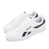 Reebok 休閒鞋 Royal Complete 3 Low 白 深藍 小白鞋 男鞋 【ACS】 DV8649