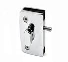 【麗室衛浴】 國產  指示燈鎖   玻璃對牆壁  IL700C