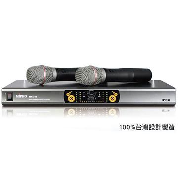 《名展影音》MIPRO MK-313 百分百MIT製造 VHF 動圈式音頭 V頻麥克風