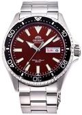 【分期0利率】ORIENT 東方錶 紅水鬼 藍寶石水晶鏡面 自動上鏈 機械錶 潛水錶 公司貨 RA-AA0003R