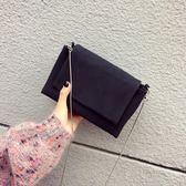 包包女新款韓版潮鏈條包大氣百搭單肩斜挎包小包小方包 交換禮物