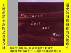二手書博民逛書店Mysticism:罕見Holiness East And West-神秘主義:東西方神聖Y436638 De