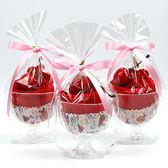 幸福婚禮小物❤甜蜜草莓環保袋(杯裝)---1組10入❤迎賓禮/二次進場/活動小禮物/送客禮/環保袋