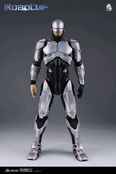 Poco+玩具部 全新 ThreeA Ashley Wood 3a 3aa Robocop 機器戰警 RC-1.0 一般版