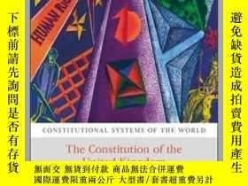 二手書博民逛書店[英文•罕見]《英國憲法:語境的分析》The Constitution of the United Kingdom