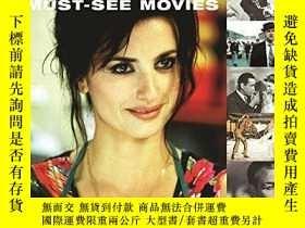 二手書博民逛書店501罕見Must-See Movies (501 Series