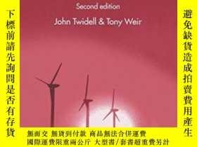二手書博民逛書店Renewable罕見Energy ResourcesY2555