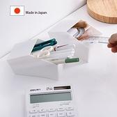 Loxin 日本製 桌上橫直兩用收納盒 筆筒 置物盒 整理盒 文具【SI1493】