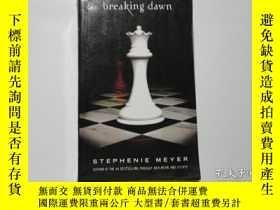 二手書博民逛書店breaking罕見dawn(破曉)f1-1Y225395 St