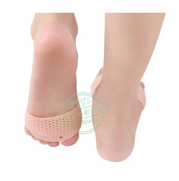 蜂巢五趾分隔前掌墊蹠骨墊腳掌減壓墊╭*鞋博士嚴選鞋材*╯