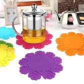 硅膠創意碟子防滑餐桌防燙碗墊耐熱歐式