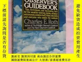 二手書博民逛書店真正好書罕見Sky Observer s Guidebook:T