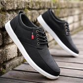 老北京布鞋工作鞋子男運動鞋板鞋男鞋潮流休閒帆布鞋   可然精品鞋櫃