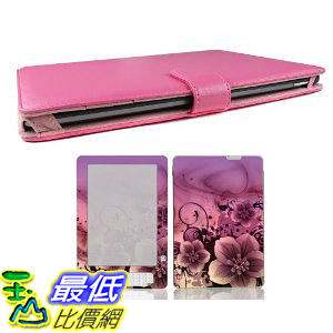 [美國直購 ShopUSA]  Bundle Monster Kindle DX Synthetic Leather Case Cover  $1535