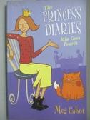 【書寶二手書T8/原文小說_OLK】The Princess Diaries-Mia Goes Fourth_CABOT