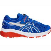 ASICS GT-1000 7 PS [1014A006-405] 中童鞋 運動 慢跑 彈性 緩震 保護 藍銀 亞瑟士