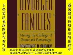二手書博民逛書店Divorced罕見FamiliesY364682 Constance R. Ahrons W. W. Nor
