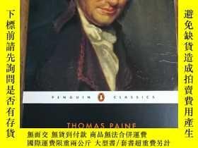 二手書博民逛書店Common罕見Sense (Penguin Classics)