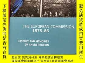 二手書博民逛書店THE罕見EUROPEAN COMMISSION 1973-86