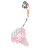 小禮堂 美樂蒂 彈力髮束 造型髮束 髮圈 髮飾 頭飾 首飾 冰淇淋造型 (粉紫) 4550337-31205