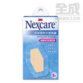 3M克淋濕防水透氣繃大5片(膝蓋手肘)【全成藥妝】