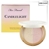 Too Faced 雙色打亮餅 10g #Rosy Glow Candlelight Glow Highlighting Powder Duo - WBK SHOP