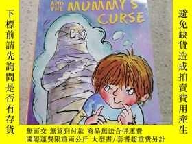 二手書博民逛書店horrid罕見Henry and the mummy s curse可怕的亨利和木乃伊的詛咒Y212829