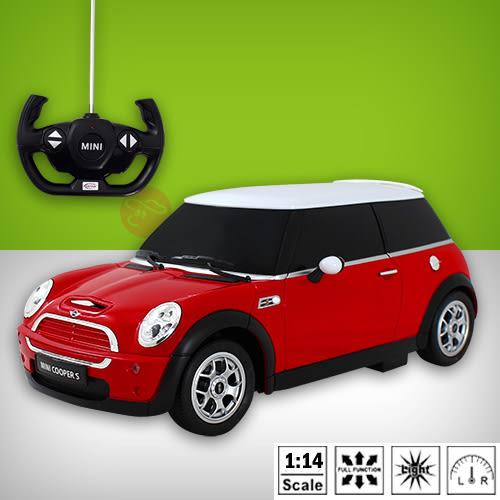 【瑪琍歐玩具】1:14 MINI-COOPER S遙控車/21800