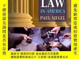 二手書博民逛書店Communication罕見Law In America-美國通信法Y436638 Paul Siegel