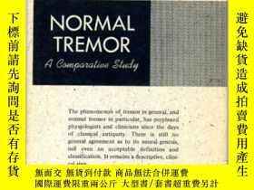 二手書博民逛書店NORMAL罕見TREMOR. A Comparative St