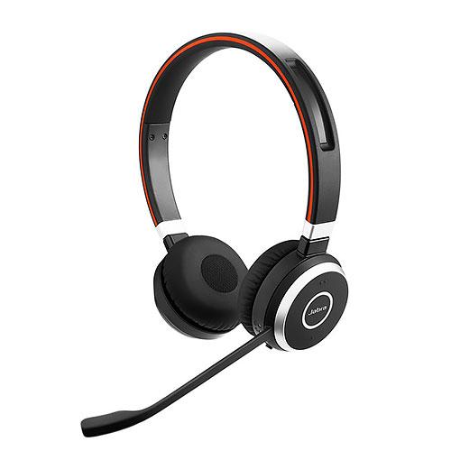 Jabra 捷波朗 EVOLVE 65 UC Stereo 無線 頭戴式耳機