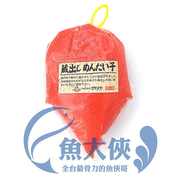 1B4B【魚大俠】FF174日本蔵出辣味明太子醬(500g/包)
