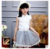 兒童套裝 公主裙 連身裙夏裝