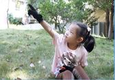 兒童手套  兒童騎馬手套兒童馬術手套小孩騎馬馬術手套八尺龍馬具  伊蘿鞋包精品店