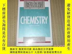 二手書博民逛書店THE罕見FACTS ON FILE DICTIONARY OF CHEMISTRY (化學辭典)Y15121