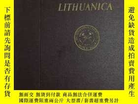 二手書博民逛書店Collectanea罕見ACTA Geologica Lith