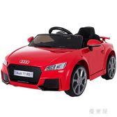 兒童電動四輪遙控搖擺可坐寶寶玩具1-6歲男女嬰兒小孩汽車 QQ8244『優童屋』