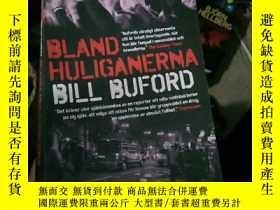 二手書博民逛書店bill罕見buford bland huliganernaY1