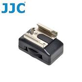 【南紡購物中心】JJC 1/4 公螺牙轉標準冷靴座轉換器MSA-8