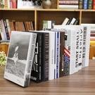 裝飾書 假書擺件仿真書裝飾品道具北歐風格創意現代簡約裝飾書擺設【快速出貨八折下殺】