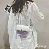 夏季小包包女2018新款韓版百搭鏈條斜挎包 ZB222『時尚玩家』